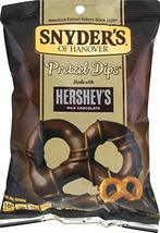 Snyder's of Hanover Pretzel Dips Made with Real Hershey's Chocolate- You... - $18.80
