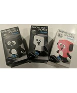 Dancing Robot Dog  Bluetooth Wireless Mini Speaker Choice Of Colors - $9.00