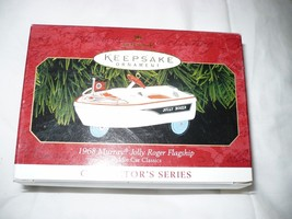 Hallmark Keepsake Ornament Kiddie Car Classics 1968 Murray Jolly Roger F... - $10.88