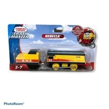 Thomas & Friends Trackmaster Motorized Rebecca Train Engine Coal Yellow N.W.R. - $13.85