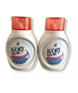 Ivory Snow Gentle Care Laundry Detergent Liquid 16 Loads Lot Of 2 Discontinued - $56.42