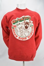 Vintage Bradley The Brown Nosed Reindeer Sweatshirt Made USA - $98.95