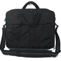 Dell Black Nylon Top Load Notebook Laptop Bag Shoulder Strap Fits Up To ... - $29.69