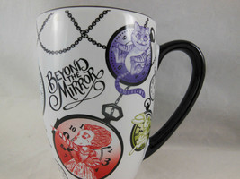 Disney Alice In Wonderland Mug 12 Ounce Beyond The Mirror Coffee Mug Cup - $6.92