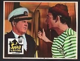 Spirit is Willing Lobby Card #2-1967-Sid Caesar and Barry Gordon - $29.68