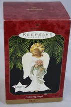 Hallmark Ornament Glowing Angel - $15.79