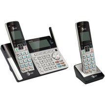 Connect-to-Cell™ 2 Handset Phone System W Dual Caller ID & Mobile Notifications - $106.99