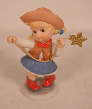 Little Miracles by Marie Osmond Corral Your Dreams Figurine 394 NIB - $29.70