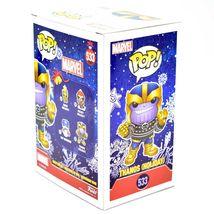 Funko Pop! Marvel Christmas Holiday Thanos #533 Vinyl Bobble-Head image 4