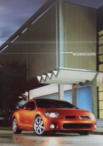 2006 Mitsubishi ECLIPSE sales brochure catalog US 06 GS GT HUGE - $12.00