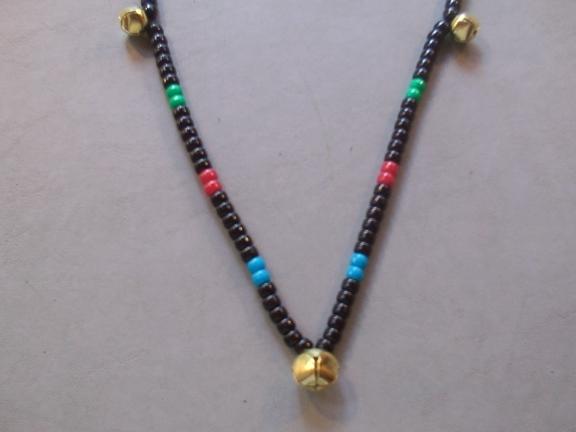 Blackjack rhythm beads