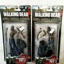 Mcfarlane Toys The Walking Dead Michonne's Pet 1 & 2 Series 3 Figure NIB - $29.70