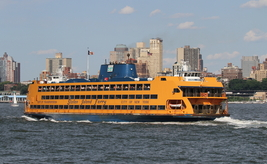 Staten Island Ferry 13 x 19 Unmatted Photograph - $35.00