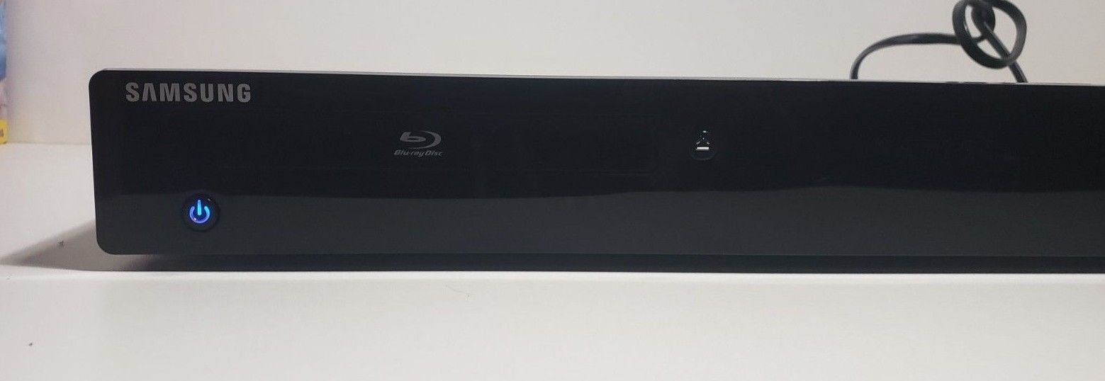Samsung Blu-Ray Disc Player BD-P1500...,,Tested with Remote image 2