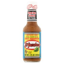 El Yucateco Chile Habanero Xxxtra Hot Sauce, 4 fl oz - $5.00