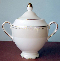 Wedgwood Barbara Barry Radiance Covered Sugar Bowl New - $44.90