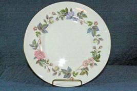 """Royal Worcester 1961 June Garland  #Z2770 Dinner Plate 10 5/8"""" - $6.92"""