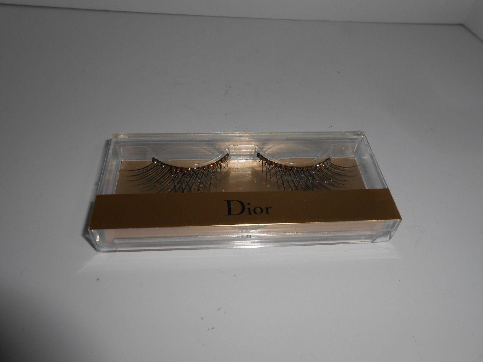 Dior Grand Bal False Eyelashes 002 Gold And Similar Items