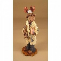 "Boyds Folkstone ""Dr. R.X. Mooselberry...Making Rounds"" #28301- 1E -1998 ... - $29.99"