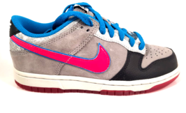 Nike Dunk Low 6.0 Pink White Casual Sneakers Leather Women's Shoes Rare - $29.99