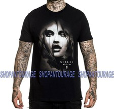 Sullen Six One Three SCM2201 Graphic Tattoo Skull Fashion Artist T-shirt... - $29.20