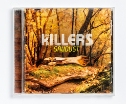The Killers - Sawdust - $4.25