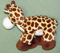Ty Pluffies TIP TOP Giraffe Plush Stuffed Animal BABY TOY Soft Cuddly Doll  - $12.19