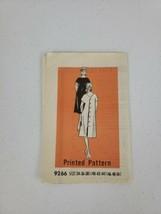 Vintage MARIAN MARTIN Sewing Pattern 9266 Womens Dress Size 34 36 38 UNCUT - $29.99