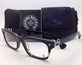 2838c45f6ad0 New CHROME HEARTS Eyeglasses GITTIN ANY -A BMZ Black Maize Frame Sterling  Silver