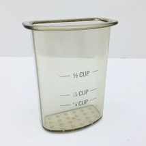 Black & Decker Short Cut Food Processor Replacement Food Pusher Model: F... - $12.00