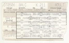 RARE Suzanne Vega Aztec Two Step 5/6/87 Boston MA Orpheum Concert Ticket... - $2.96