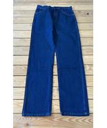 wrangler NWT Men's rustler regular fit straight leg jeans Size 32x34 Blu... - $22.67