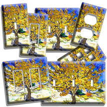 Vincent Van Gogh Mulberry Tree Painting Light Switch Outlet Wall Plate Art Cover - $9.99+