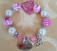 Candy Pink bracelet - $12.00
