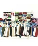 Vintage Sewing Notions Seam Binding Rick Rack Loop Middy Braid Bias Seam... - $45.00