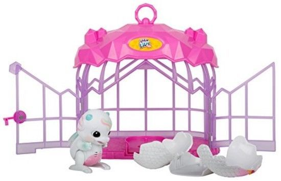 Little Live Pets S1 Dragon Cage Playset Childrens Toy FREE FAST SHIPPING