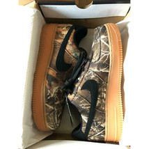Men 9.5Us 27.5cm Nike Atmos Air Force 1 Real Tree - $250.99