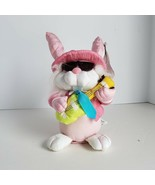 Great American Fun Easter Animated Plush Shaky Blues Pals Noise Activated Video - $24.99