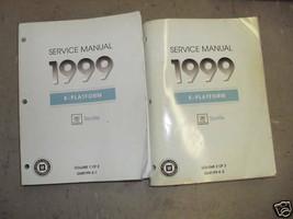 1999 CADILLAC SEVILLE Service Shop Repair Workshop Manual Set GM OEM Book - $19.75