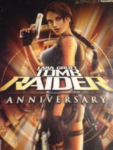Lara Croft:Tomb Raider Anniversary - Playstation 2 Game Disc Only No Memory Card - $9.85