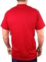 NEW NWT LEVI'S MEN'S PREMIUM CLASSIC  COTTON T-SHIRT SHIRT TEE RED image 3