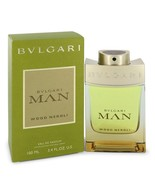 Bvlgari Man Wood Neroli by Bvlgari Eau De Parfum Spray 3.4 oz for Men - $89.00