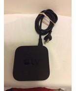 Apple TV 3rd Generation Digital HD Media Streamer A1469 For parts powers on - $24.95