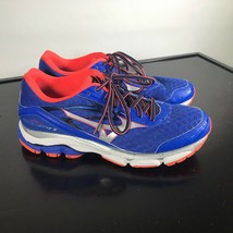 Mizuno Sz 10.5 Wave Inspire 12 Athletic Running Shoes Women   Blue/Pink/Silver - $24.75