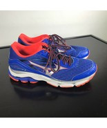 Mizuno Sz 10.5 Wave Inspire 12 Athletic Running Shoes Women   Blue/Pink/... - $24.75