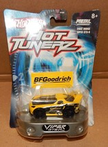Hot Tunerz Cars Vehicles Hot Wheels NIB 2002 Mattel Vipers GTSR Metal 143R - $6.49