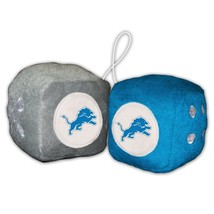 Detroit Lions Fuzzy Dice [Free Shipping]**Free Shipping** - $9.99