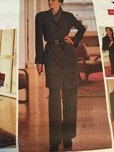 Vogue Sewing Pattern  # 1472 SZ  8-10-12 Dress ,Jacket, Pants, Skirt. Uncut image 3