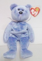 "1999 TY Beanie Babies "" Clubby 2"" the Bear : PE Pellets : China Made {3157} - $7.72"