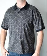 Van Heusen, Large, Short Sleeved Polo Shirt 100% Cotton Double Mercerized - $13.86